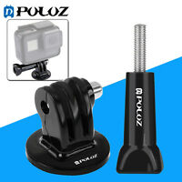 PULUZ Camera Tripod Mount Adapter with Long Screw for GoPro HERO5/4/3+ /3/2/1