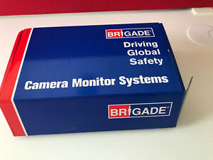 "Brigade VBV-770M 7"" LCD Digitalmonitor, 4288A"