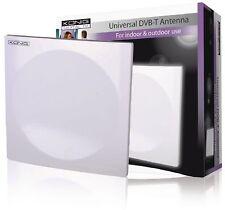 Konig DVB-T TV AMPLIFICADA TDT interior o al aire libre/antena FM Antena 18dB