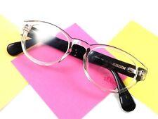 S. OLIVER Brille 93988-280 Eyeglasses 80s Style Vintage Design Bicolor Frame NOS