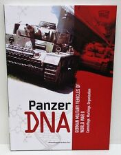 AMMO Of Mig Jiminez - Panzer DNA - German Military Vehicles Of WW2  Book     New
