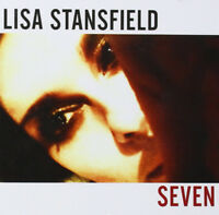 LISA STANSFIELD Seven (2013) 10-track CD album NEW/UNPLAYED red sleeve