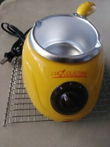 Candy Chocolate Maker Electric Chocolatiere Melting Pot Candy Chocolate Maker