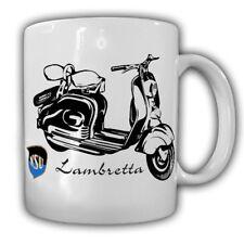 NSU Lambretta Tasse Scooters Moto Vêtements Données classicer vintage #24023