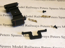 Hornby X9030W Duchess Cylinder Block With Mounting Bracket LMS Weathered