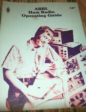 Arrl Ham Radio Operating Guide 1976