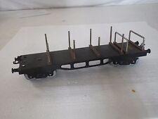 HORNBY wagon MECCANO  France  échelle 0 train vintage toy