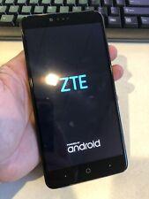 "UNLOCKED ZTE ZMAX PRO Z981 4G LTE 6"" Smart Phone / AT&T Metro h2O T-Mobile LYCA"