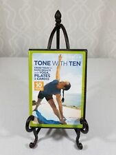 Tone with Ten Dvd: Cross Train for Rapid Results with Yoga, Pilates & Cardio