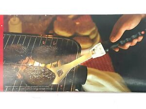 Stainless Steel BBQ Spatula With Light In Gift Box