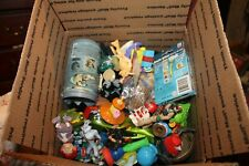 Large Flat Rate Box Junk Drawer Lot of Toys Vintage and New 8 Plus Pounds (b)