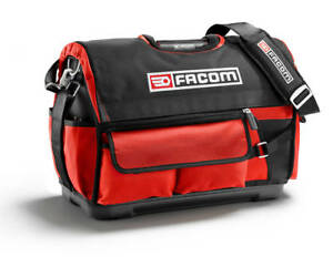 "Facom Pro Bag 20"" Heavy Duty Fabric Tool Bag Soft Tote Box"