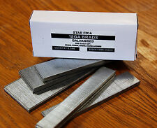 18 GAUGE 18G GALVANISED BRADS ASSORTED 20MM 25MM 30MM 40MM 50MM