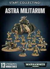 WARHAMMER - START COLLECTING! ASTRA MILITARUM