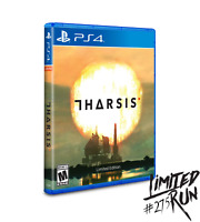 Limited Run #275 Tharsis PS4 Exclusive Playstation 4 1500 Copies SEALED