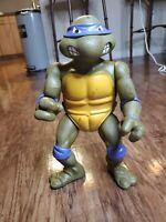 "Vintage TMNT Turtles Donatello 12"" Figure 1989 Mirage Playmates Giant Rare"