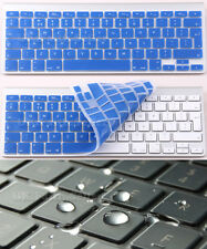 Waterproof UK/EU Silicone keyboard Cover Protector for Apple iMac, Macbook Pro