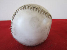 "Vintage, Giant, 5 1/2"" Round, Hand Stitched, Softball"