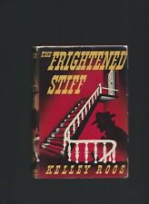 The Frightened Stiff Kelley Roos First Edition First Printing Book Into Film