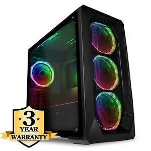 CCL Alien Gaming PC - 4.1GHz Intel Hexa Core i5-9400F, 8GB, 480GB SSD, RTX 3060