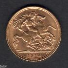 Australia. 1914 Sydney - Half Sovereign.. Much Lustre.. gEF