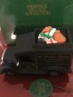 Dept 56 Heritage Village Village Express Van # 7404 1994 Windsor Shoppe