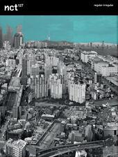 NCT 127 [REGULAR-IRREGULAR] 1st Album B Ver CD+POSTER+Foto Buch+Karte+Pre-Order