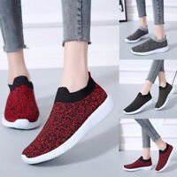 Ladies Women Outdoor Mesh Casual Sports Shoes Runing Breathable Shoes Sneakers