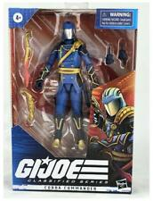"Hasbro G.I. Joe Classified Cobra Commander 6"" Inch Regal Variant New"