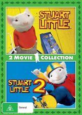 Stuart Little / Stuart Little 02 (DVD, 2011, 2-Disc Set)