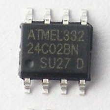 5 pcs New AT24C02BN-SH-T AT24C02BN 24C02BN 02B 1 SOP8 ic chip