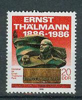 DDR Briefmarken 1986 Ernst- Thälmann- Park Berlin Mi.Nr.3014** postfrisch