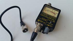 VHF & UHF Antennen Wattmeter