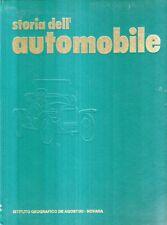 L10 Storia dell'automobile De Agostini Burgess Wise De Agostini 1977