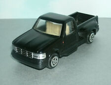 "1/50 Scale 1992 Ford F-150 Flareside Diecast Pickup Truck Toy (4"") Black"