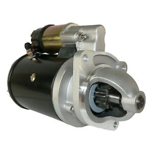 Starter For Ford Diesel Tractor 2000 3000 4000 5000 7000;