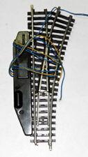 Märklin Modellbahnen der Spur H0 mit Weichen rechts-Weißmetall-Gleismaterialien