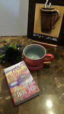Romance Novel by Lynn Kurland Till There Was You Like New Condition