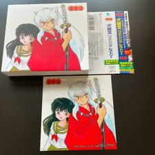 Inuyasha Best Song History Limited Edition CD + DVD Japan USED