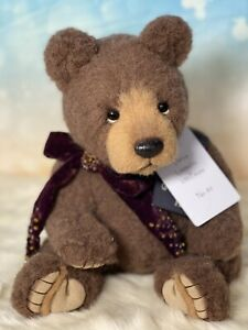 DARIUS Charlie Bears NEw From The Wool Collection