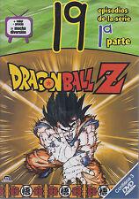 DVD - DragonBall Z NEW 19 Episodios De La Serie 1A Parte 3 Discs FAST SHIPPING!
