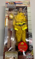 "21st Century Toys Americas Finest Firefighter 12"" Action Figure New"
