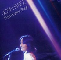 Joan Baez - From Every Stage [New CD]