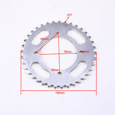 420 Rear Sprocket 37T For taotao 125cc Lifan 110 SSR ATV Quad Pitster Dirt Bike