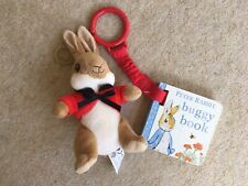 Peter Rabbit Toy & Buggy Book Set