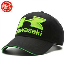 New Kawasaki Baseball Cap Hat Sport Motorsport Racing Cotton