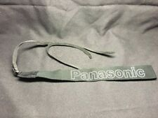 "(S) PANASONIC VINTAGE 4' 2"" Long CAMERA STRAP; Free US Shipping"