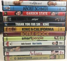 DVD Lot Of 12 Dvds Comedy Indie Pre-owned And New Mixed Lot GUC Blockbuster