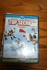 TOP SECRET - DVD - NEW & SEALED!