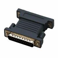 HD68 Female To DB25 Male Adapter - New & Warranty